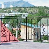 заказать кованые оградки в Алуште